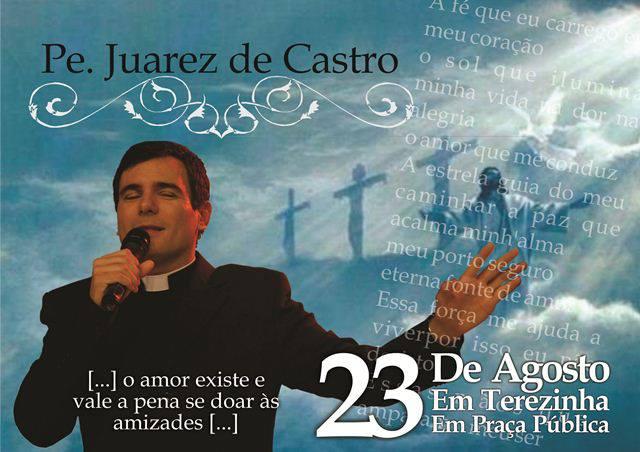 Padre Juares De Castro: SHOW DO PADRE JUAREZ DE CASTRO NO ANIVERSÁRIO DE ALEXANDRE