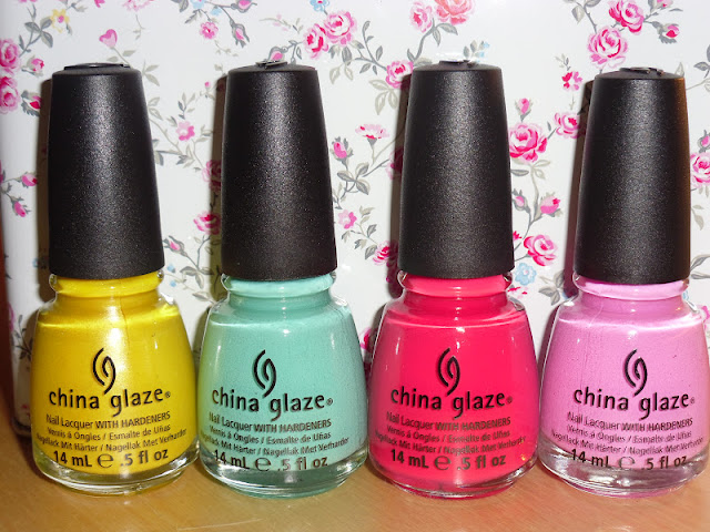 China Glaze ElectroPop Collection