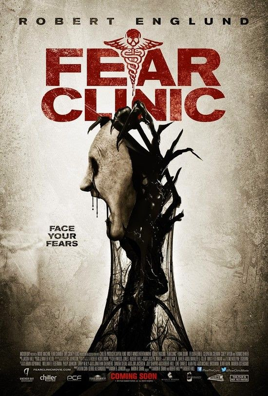 Baixar Filme Fear Clinic Legendado Torrent