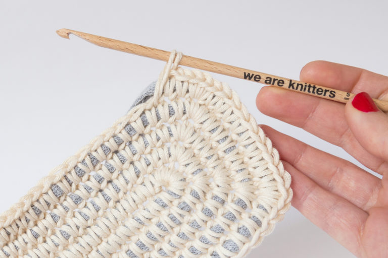 PUNTXET Patrón gratis de cesta de crochet