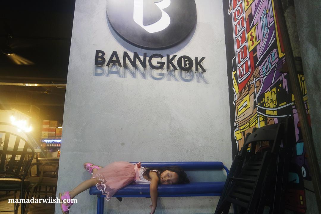 Bangkok Street Food Danau Kota