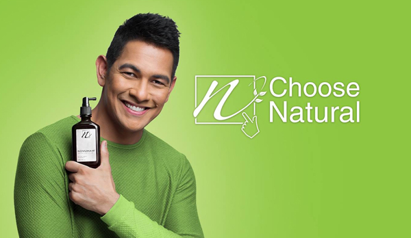 novuhair - natural hair product - hair grower - natural hair grower - gary valenciano
