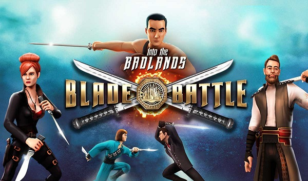 Download Into the Badlands Blade Battle Mod APK Game