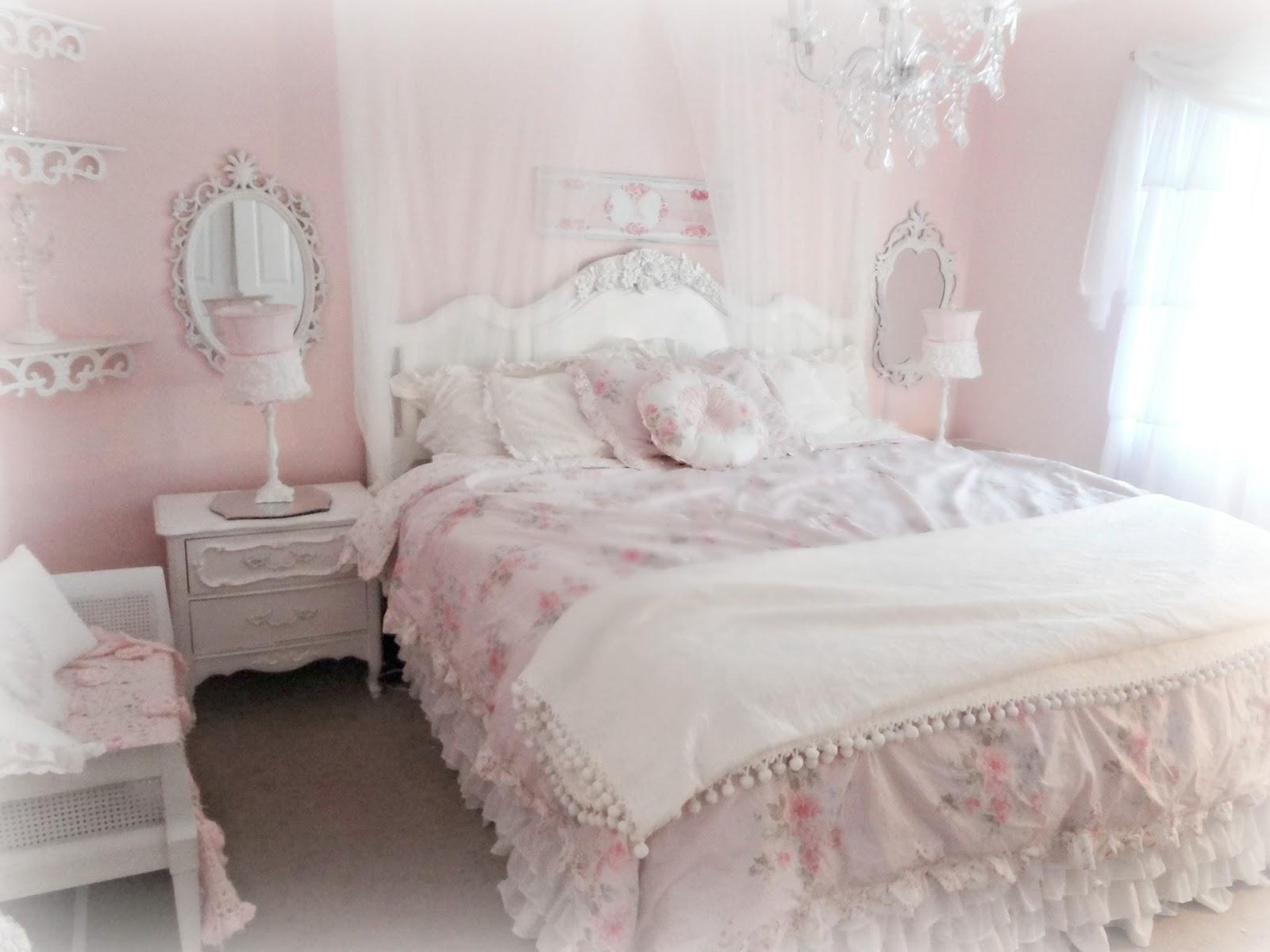 Shabby Chic Bedrooms: Shabby Chic: Shabby Chic Style Headboard