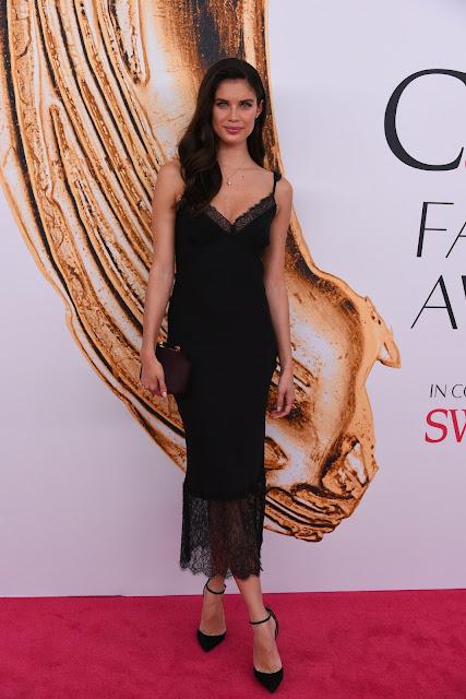 Fashion Model, @ Sara Sampaio - CFDA Fashion Awards in NYC