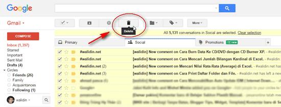 cara-hapus-email-di-tab-social-gmail