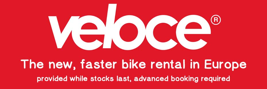 Veloce Experience | Quality Bike Rentals in Europe - Cycling and Emotional Tours