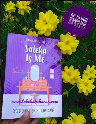 Buku Saleha is Me dari Muslimah Talk