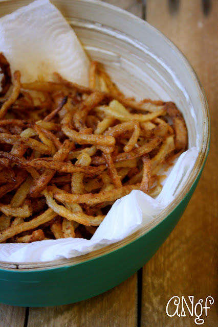 Gluten Free Crispy Onions for Green Bean Casserole | Anyonita-nibbles.co.uk