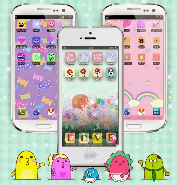 [App Spotlight] 變妝大師「CocoPPa」,讓手機Icon煥然一新 數位時代