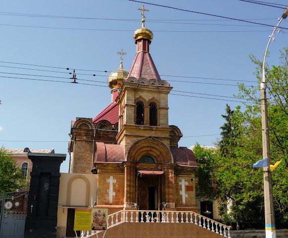 Херсон. Храм святой мученицы Александры. 1902 г.
