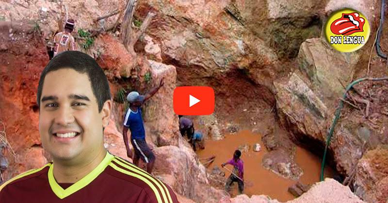 Hijo de Nicolás Maduro lidera la Mafia del Coltán en minas del Estado Bolívar