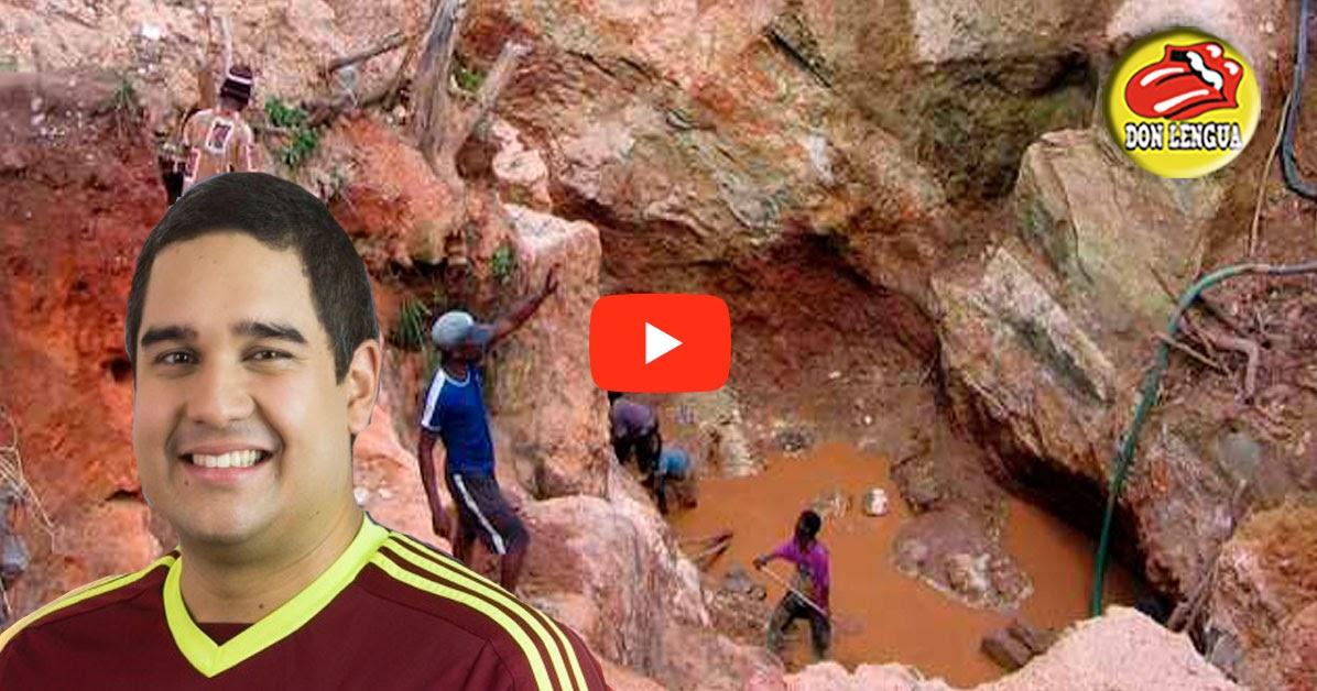 Resultado de imagen para Hijo de Nicolás Maduro lidera la Mafia del Coltán en minas del Estado Bolívar