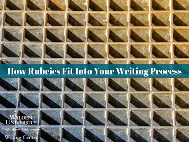 How Rubrics Fit Into Your Writing Process