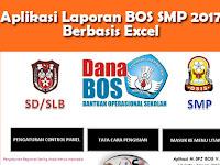 Aplikasi Laporan BOS SMP 2017 Berbasis Excel