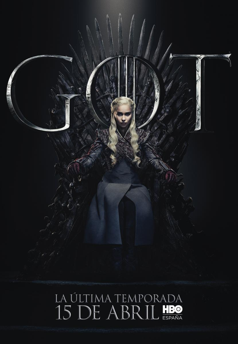 Game of Thrones Temporada 8 1080p Sub-Lat-Cast