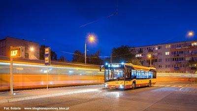 Nowy Solaris Urbino 12, MZK Grudziądz