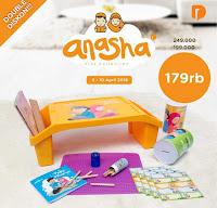 Dusdusan Anasha Aruna Kids Table Set ANDHIMIND
