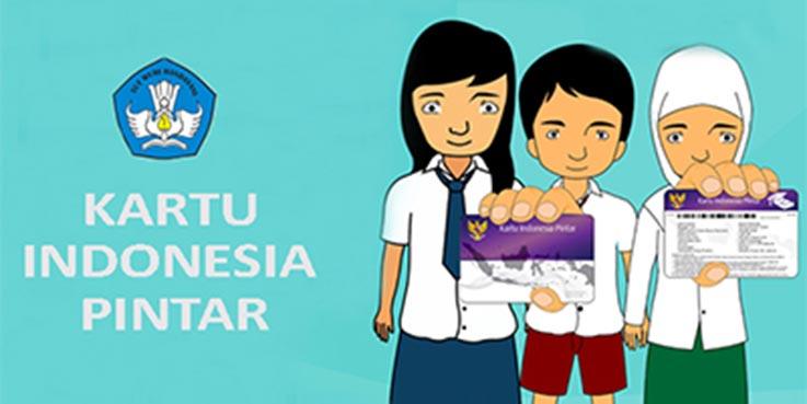 Kartu Indonesi Pintar.