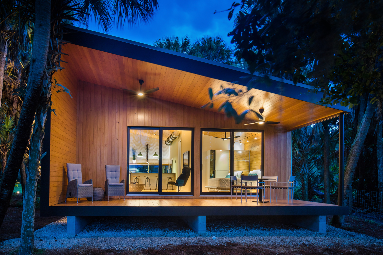 The Little Living Blog Mike S Hammock Cabin 604 Sq Ft