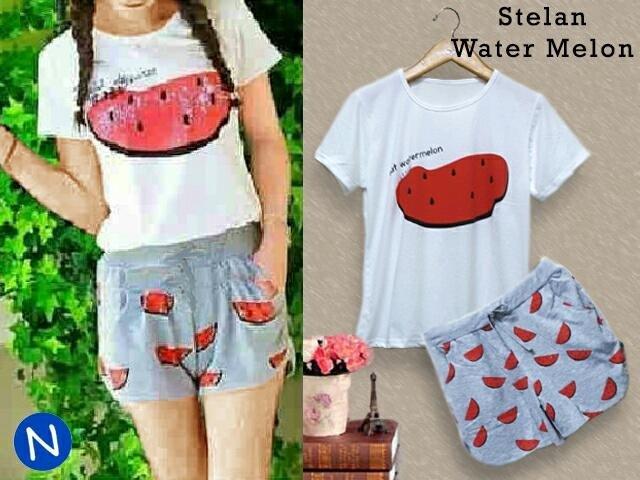 Jual Baju Setelan Setelan Water Melon - 12867