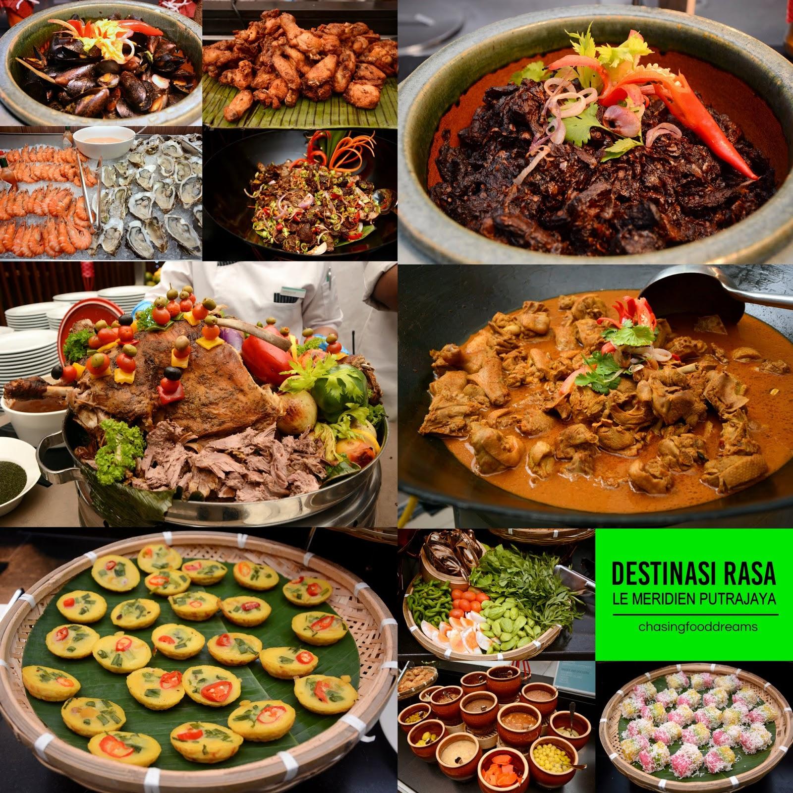 CHASING FOOD DREAMS: Buka Puasa Buffet @ Latest Recipe, Le ...