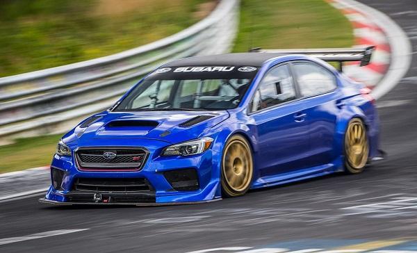Subaru WRX STi Type RA NBR Special