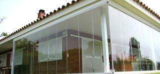 Acristalamiento de terrazas y porches