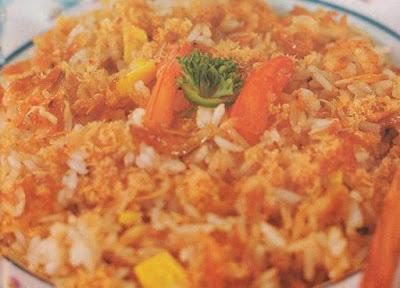 Resepmemasakmu - Resep Nasi Goreng Udang Rebon