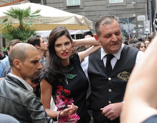 Bianca Balti – Photoshoot for Dolce & Gabbana