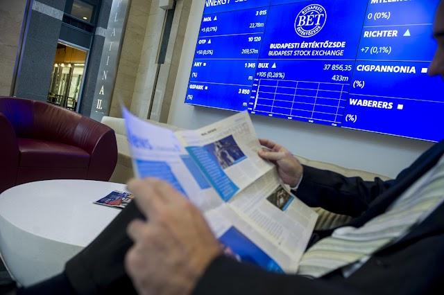 BÉT - Növekvő forgalomban mérséklődött a BUX a héten