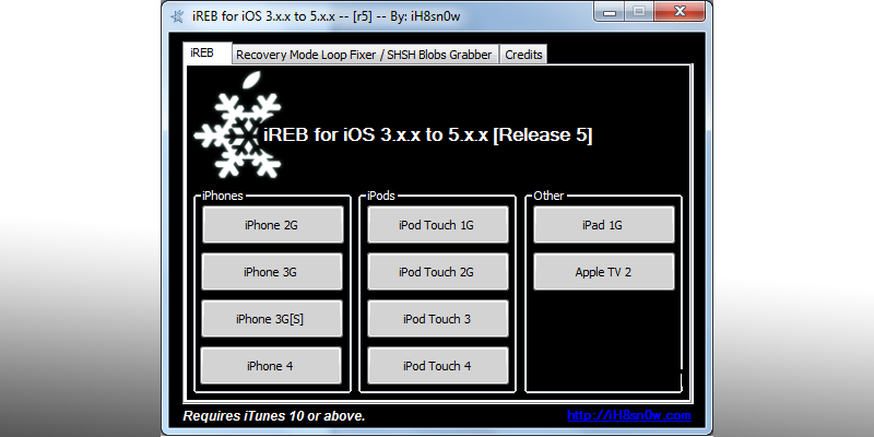 Download iREB R6