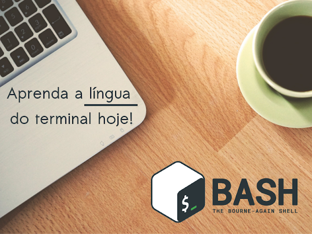 Aprenda a língua do terminal Linux- Curso de Bash