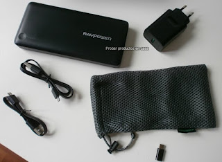 Power Bank Ravpower 20.100mAh