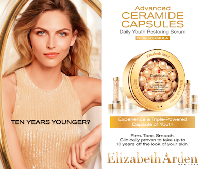 Elizabeth Arden Malaysia Advanced Ceramide Capsules Free Sample Giveaway