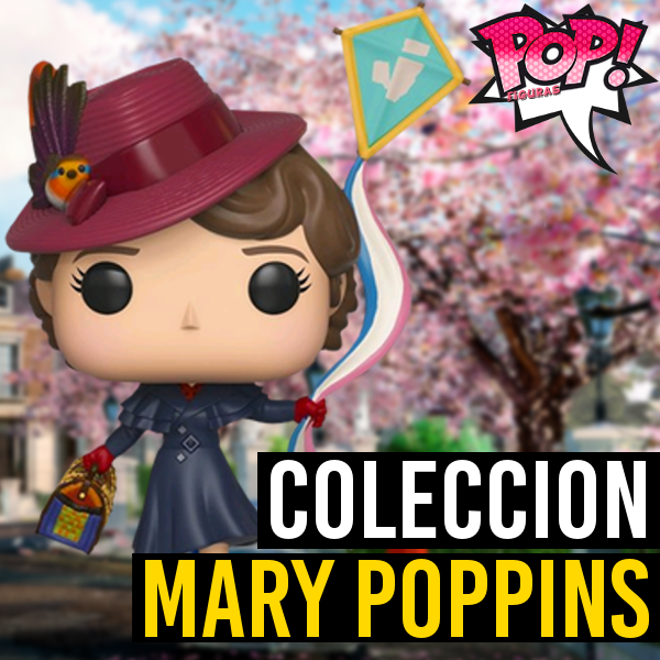 Figuras Funko Pop Lista Y: Funko POP Mary Poppins (2018)