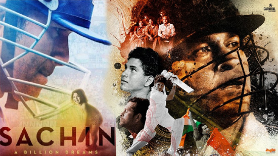 Sachin A Billion Dreams - Official Trailer -Sachin Tendulkar