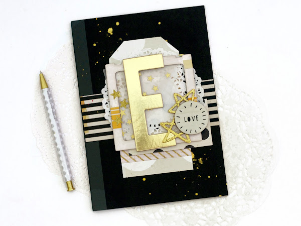 Maggie Holmes Design Team : Altered Notebook