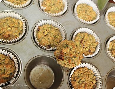 Vam 2013 2 Muffins Aux Courgettes Et 224 L Avoine Et Le