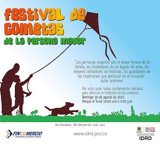 FESTIVAL DE COMETAS DE LA PERSONA MAYOR