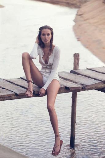 josephine hot models photo shoot marie claire magazine italy