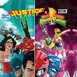 Justice League/Power Rangers (comic) - Paul's REVIEW