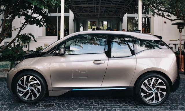 BMW i3 Hatchback Range Extender 5dr Auto