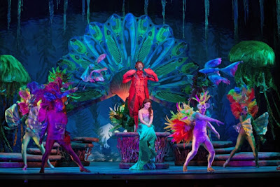 Interview with actor Melvin Abston of Disney's The Little Mermaid Opening at Dallas Summer Musicals