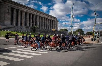 turismo bicicletas electricas buenos aires