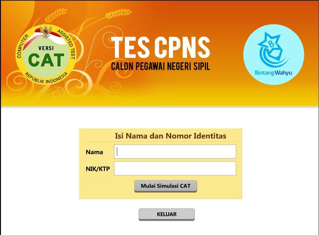 Gratis Download Aplikasi Latihan Soal Tes Cpns 2018 Sistem