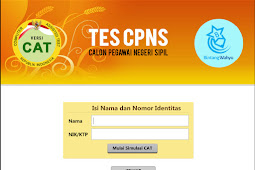 Gratis Download Aplikasi Latihan Soal Tes CPNS 2018 Sistem CAT Scan
