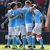 El City golea al Bournemouth
