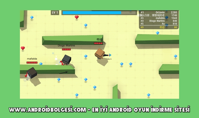 Arrow.io Apk indir
