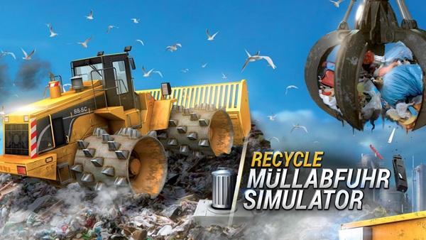 Recycle Mullabfuhr Simulator PC Full Español